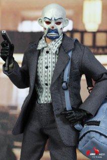 予約 送料無料  1/12 Fire Toys A031 Bank Robber ジョカ ダブルヘッド版フルセット