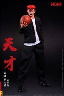 送料無料 1/6 NOVA Studio 10番 天才バスケットボール部選手 ヘッドと服セット