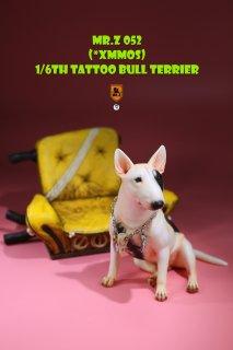 送料無料 予約 1/6 MR.Z  MRZ052  タトゥー ブル・テリア イギリス原産犬