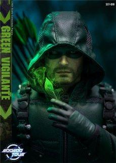 予約 送料無料 1/6 Soosootoys SST019 Green vigilante 矢神 欧米男性フルセット