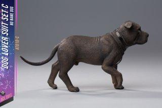 予約 送料無料 1/6 ACE TOYZ AT010-C スタッフォードシャー・ブル・テリア犬