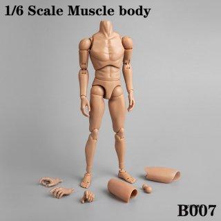 送料無料 1/6 B007 male Body  2020最新版 男性素体ボデイ ハイタイプ