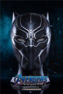 送料無料 1/1 KIllerbody KB20051  Black Panther アベンジャーズ/エンドゲーム ブラックパンサー ヘルメット