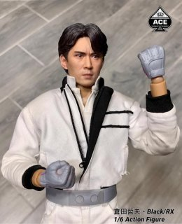 予約 送料無料 1/6 Ace Toyz CMSH-010 英雄 倉田先生 アジアン男性フルセット