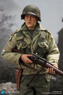 送料無料 1/6  DID A80144 第二次世界大戦アメリカ陸軍レンジャー部隊 スナイパー