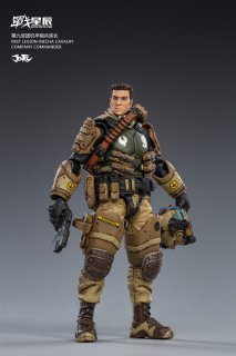 <img class='new_mark_img1' src='https://img.shop-pro.jp/img/new/icons25.gif' style='border:none;display:inline;margin:0px;padding:0px;width:auto;' />送料無料 1/18 JOYTOY JT0753 9st Legion-Mecha Cavalry Company Commander Figure