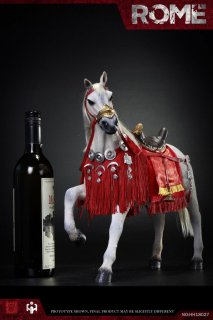 予約 送料無料 1/6 HHMODEL x HAOYUTOYS HH18027 ガイウス・ユリウス・カエサル用戦馬