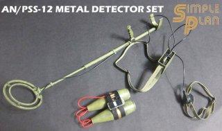 送料無料 1/6 Simple Plan  AN/PSS-12 地雷探知機