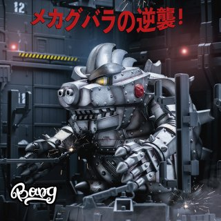 予約 送料無料  1/12  BID TOYS MECHA KOOBALA ロボットゴジラ 16CM