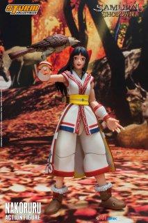 予約 送料無料  1/12 Storm Toys SNSS02 NAKORURU - SAMURAI SHODOWN