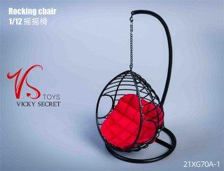 予約 送料無料  1/12 VSTOYS 21XG70A 揺り椅子