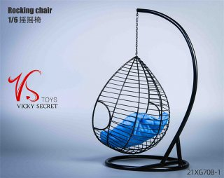 予約 送料無料  1/6 VSTOYS 21XG70B 揺り椅子