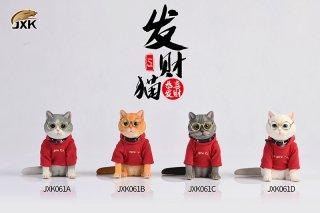 予約 送料無料 1/3 JXK studio JXK061 招き猫 11CM