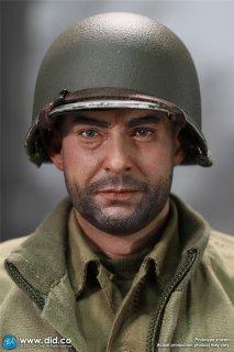 予約 送料無料 1/6 3R DID A80150 第二次世界大戦アメリカ陸軍レンジャー部隊 ホーヴァス軍曹