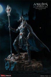 送料無料 1/6 TBLeague PL2021-176 エジプト神話 冥界の神 アヌビス Guardian of The Underworld-Silver