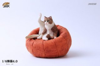 予約 送料無料 1/6 JXK studio JXK056 怠惰猫 4.0版