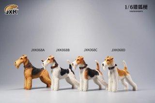 予約 送料無料 1/6 JXK studio JXK068 フォックス・テリア犬