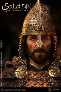 <img class='new_mark_img1' src='https://img.shop-pro.jp/img/new/icons11.gif' style='border:none;display:inline;margin:0px;padding:0px;width:auto;' />予約 送料無料 1/6 POPTOYS EX035 サラーフッディーン Saladin Fine copper handmade armor