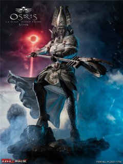 予約 送料無料 1/6 TBLeague PL2021-179C オシリス エジプト神話 冥界の神
