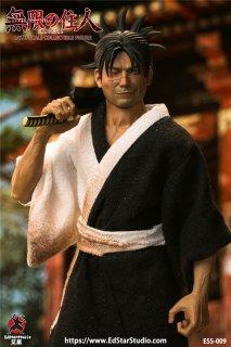 予約 送料無料 1/6 ESS-009 江戸時代の剣道 日本男性フルセット