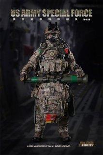 予約 送料無料 1/6 mini times toys M028 アメリカ陸軍特殊部隊群