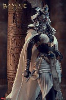 予約 送料無料 1/6 TBLeague PL2021-181B  Bastet The Cat Goddess-White バステト 猫女神