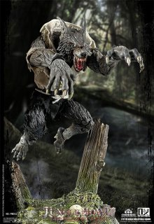 予約 送料無料  1/12 COOMODEL x OUZHIXIANG  PM002 Palmtop Monsters - Jungle Howl (Forest Werewolf Deluxe )