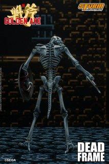 予約 送料無料  1/12 Storm Toys SGGX06 GOLDEN AXE DEAD FRAME