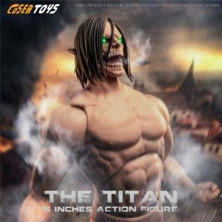 予約 送料無料  1/12 COSER TOYS AD-001 THE TITAN 巨人 エレン アジアン男性フルセット
