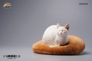 予約 送料無料 1/6 JXK studio JXK083 眠い猫とマット
