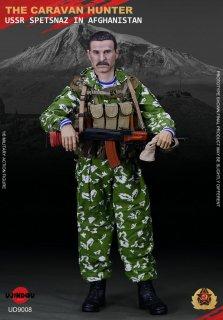 予約 送料無料 1/6 UJINDOU UD9008 USSR SPETSNAZ IN AFGHANISTAN スペツナズ 特殊任務部隊 アフガニスタン紛争