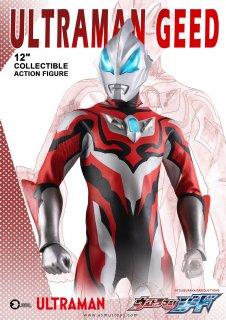 予約 送料無料 1/6 Asmus Toys ULT001  Ultraman Geed ウルトラマン