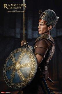 予約 送料無料 1/6 TBLeague PL2021-182C エジプト新王国第19王朝 ファラオ ラムセス2世