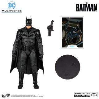 予約 送料無料  1/12 Mcfarlane TOYS 15076 7インチ バットマン