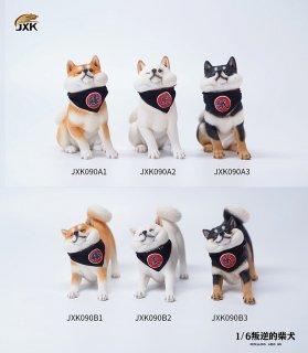予約 送料無料 1/6 JXK studio JXK090 反逆柴犬