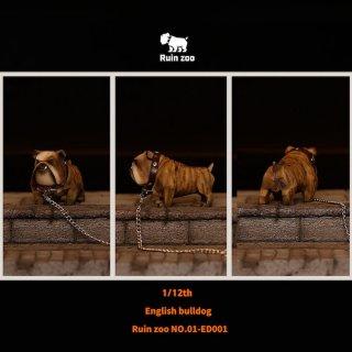 予約 送料無料  1/12 RZTOYS ED001/002/003  廃墟犬