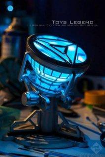 送料無料 1/1 Toys Legend  トニー  ART REACTOR LED LIGHT 最新2.0版