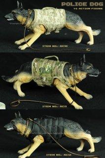 1/6 PATTIZ TOYS 2015 SWAT TEAM アメリカ  K9警察犬 ジャーマン・シェパード・ドッグ