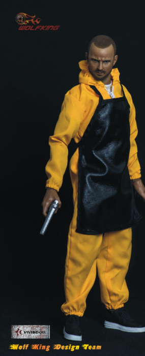 1/6 WOLFKING WK89003A ブレイキングバッドChemical Partner Jesse Pinkman(ジェシー・ピンクマン)