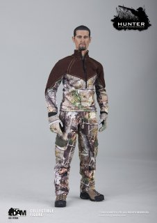 1/6 DAMTOYS RT003 HUNTER HUNTING CLOTHING SET 1/6スケール 男性コスチューム