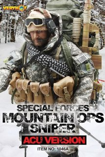 1/6 VERYHOT VH 1046A SPECIAL FORCES MOUNTAIN OPS - SNIPER (ACU VERSION)  男性コスチューム