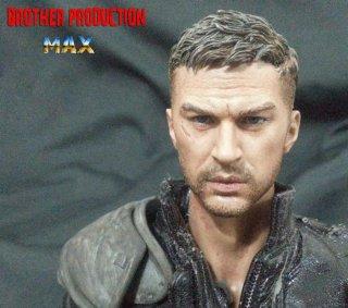 予約1/6 Brother Production Present MAD MAX ブラザープロダクション マッドマックス   トム・ハーディ ヘッド