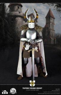 1/4  COOMODEL  LS001 LEGEND SERIES - TEUTONIC RELOAD KNIGHT  合金  チュートン騎士団