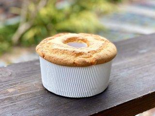【クール冷凍便】米粉のシフォンケーキ(グルテンフリー)