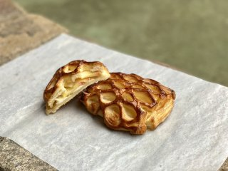【クール冷凍便】蜜りんごとクリームチーズ