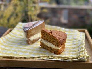 【クール冷凍便】米粉のキャロットケーキ(グルテンフリー)