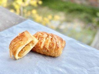 【クール冷凍便】長野県産りんごの豆乳カスタードパイ