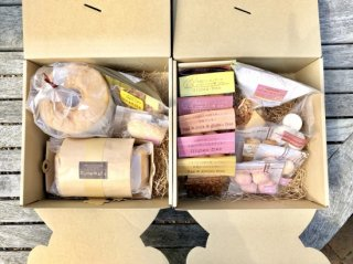 【クール冷凍便】スタッフにおまかせ・米粉の焼菓子とおやつセット