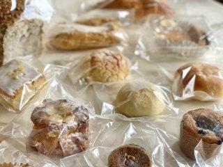 【クール冷凍便】スタッフにおまかせ・パンの詰合わせセット