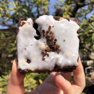 【クール冷凍便】チョコチップとオートミールのココアビスケット